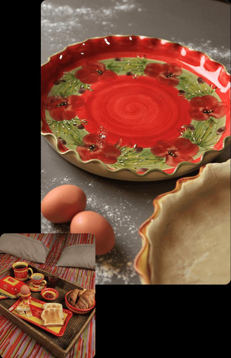 terre et provence collections porteies ceramiques